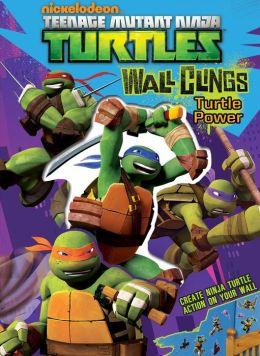 Teenage Mutant Ninja Turtles Wall Clings