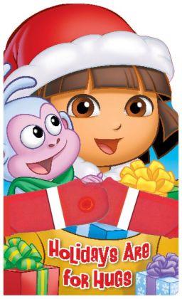Dora the Explorer Holidays Are for Hugs: A Hugs Book