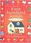First One Hundred Words Sticker Book
