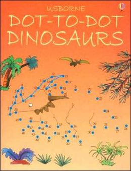 Dot-to-Dot Dinosaurs