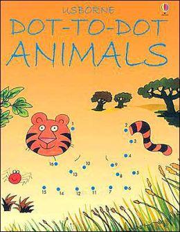 Dot-to-Dot Animals