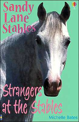 Strangers at the Stables (Sandy Lane Stables Series #3)