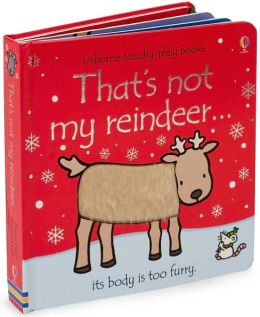 That's Not My Reindeer: Its Body Is Too Furry