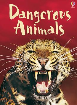 Dangerous Animals (Usborne Beginners Series Level 1)