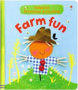 Farm Fun (Preschool Activities Series)