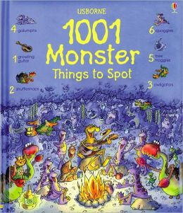 1001 Monster Things to Spot