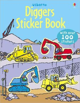 Diggers [With Over 100 Stickers]