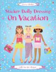 Book Cover Image. Title: Sticker Dolly Dressing on Vacation, Author: Beckett-Bowman