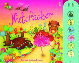 Nutcracker Noisy Book