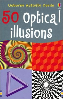 50 Optical Illusions (Activity Cards Series)