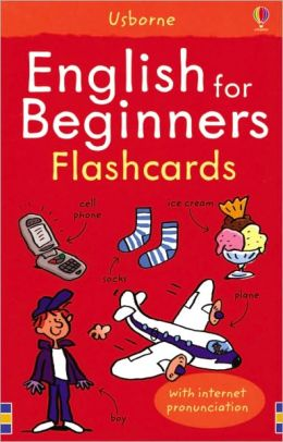 English for Beginners Flashcards IR