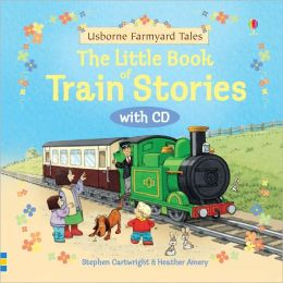 Little Book of Train Stories with CD