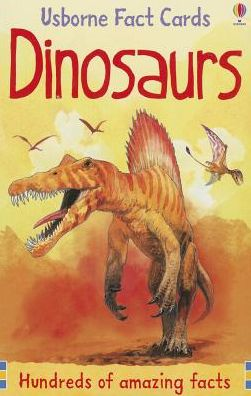 Dinosaur Facts Cards