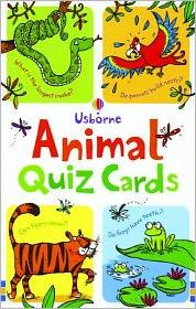 Animal Quiz Cards