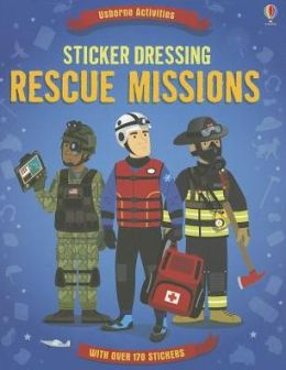 Sticker Dressing Rescue Missions