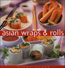 Asian Wraps and Rolls