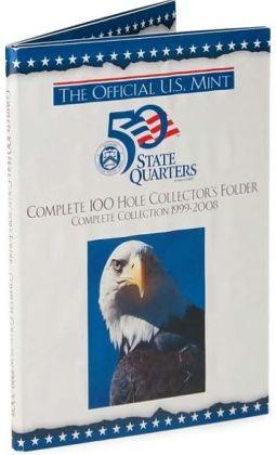 U.S. Mint 100 Hole Folder