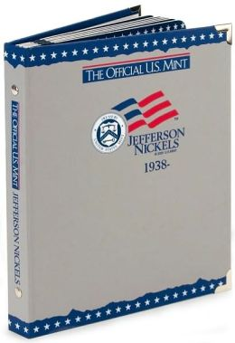 Official U.S. Mint Jefferson Nickels 1938-