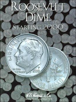 Roosevelt Dime #3 Folder Starting 2000
