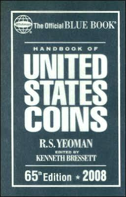 Blue Book of US Coins 2008 HC