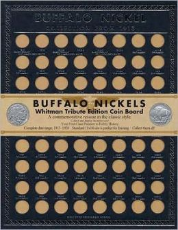 Buffalo Nickel Tribute Board
