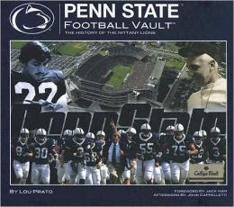 Penn State University Football Vault