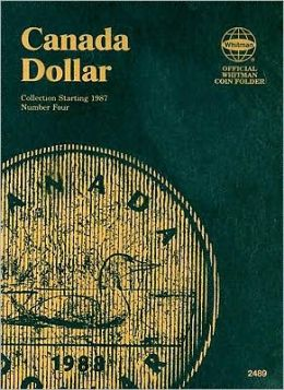 Canadian Dollar Folder #4, 1987-2008