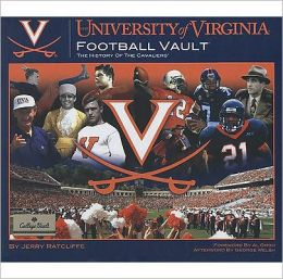 University of Virginia Football Vault Jerry Ratcliffe