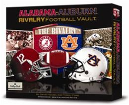 Alabama - Auburn Rivalry Football Vault