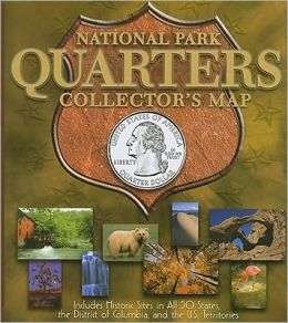 National Park Collectors Map (Archive Map)