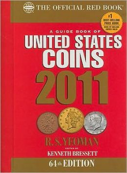 Guide Book of United States Coins 2011 Hidden Coil
