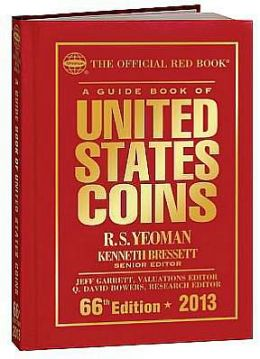 2013 Red Book of U.S. Coins