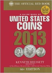 A Guide Book of United States Coins 2013: The Official Redbook (Covered Coil)