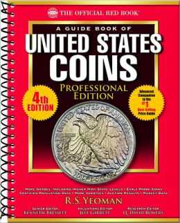 A Guide Book of U.S. Coins, Professional Edition
