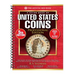 A Guide Book of United States Coins Professional Edition, 5th Edition