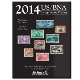 2014 US/BNA Postage Stamp Catalog