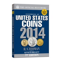 Handbook of United States Coins 2014