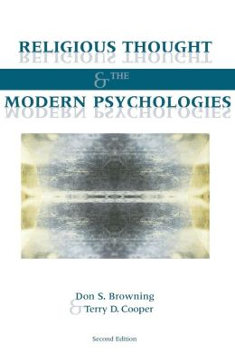 Religious Thought and the Modern Psychologies