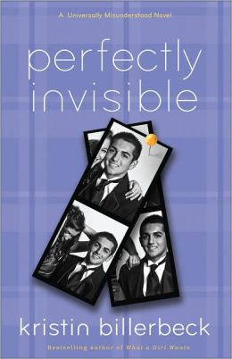 Perfectly Invisible (Universally Misunderstood Series #2)