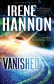 Book Cover Image. Title: Vanished (Private Justice Series #1), Author: Irene Hannon
