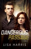Book Cover Image. Title: Dangerous Passage:  A Novel, Author: Lisa Harris