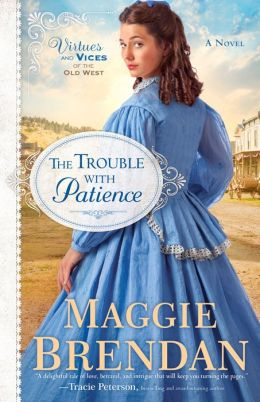 Trouble with Patience, The: A Novel