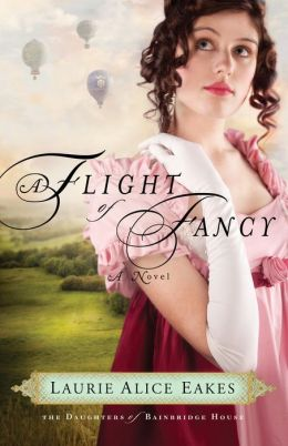 A Flight of Fancy (Daughters of Bainbridge House Series #2)