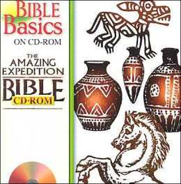 Amazing Expedition Bible CD-ROM