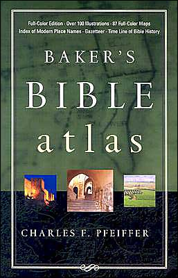 Baker's Bible Atlas, Updated Edition