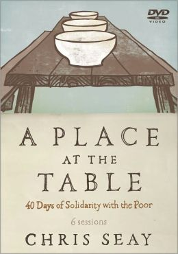 Place at the Table DVD, A: 40 Days of Solidarity with the Poor