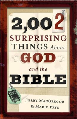 2,002 Surprising Things about God and the Bible