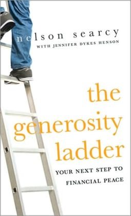 Generosity Ladder, The: Your Next Step to Financial Peace