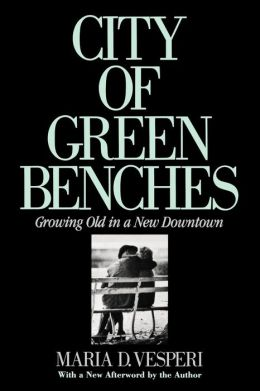 City of Green Benches