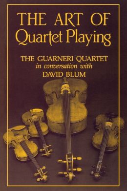 Art of Quartet Playing
